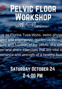 Body Balance Pelvic Floor Workshop